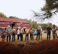 Burying Sophia, The Walking Dead season 2