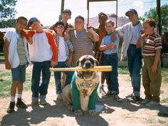 Sandlot Kids. Who didn't love this movie as a kid.