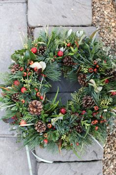 Florist Friday : Visiting Zita Elze's beautiful shop in Kew - Christmas 2015 | Flowerona