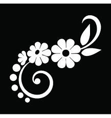 r sultat de recherche d 39 images pour pochoir fleur pochoirs pinterest recherche. Black Bedroom Furniture Sets. Home Design Ideas