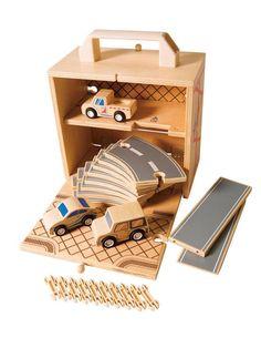 Car & Roadway Box Set