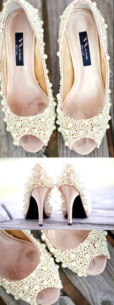 @Brittany Horton Horton Horton Horenstein pearl and gold and rose... PERFECTION