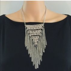Beautiful Turkish Necklace(NWT)Last One Stunning piece! Will definitely turn some heads.Zinc Alloy Necklace. Brand new in package. Price firm unless bundled! Boutique Jewelry Necklaces