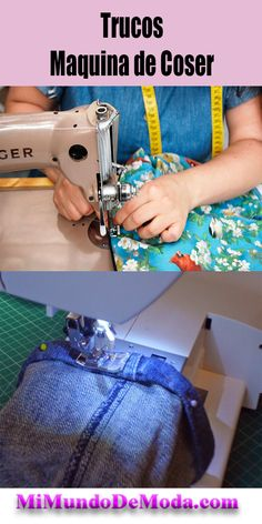 Fantastic 30 sewing hacks tips are offered on our website. Check it out and you wont be sorry you did. Sewing Projects For Beginners, Sewing Tutorials, Sewing Hacks, Sewing Tips, Fat Quarter Projects, Sewing Machine Embroidery, Leftover Fabric, Couture, Sewing Techniques