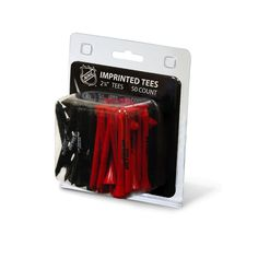 New Jersey Devils Pack of 50 Golf Tees