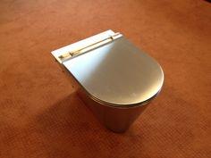 RVS toiletbril op maat