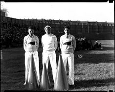 Howard University Cheerleaders (Washington D.C.) by Black History Album, via Flickr