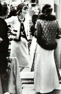 Marc Bohan for Christian Dior _ Photo by Terence Donovan, Elle France, September 1965