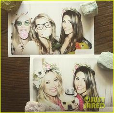 Hilary Duff Throws Sister Haylie a Baby Shower! | hilary duff throws sister haylie baby shower 15 - Photo