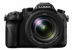 The Best Bridge Cameras: The Panasonic Lumix DMC-FZ2500