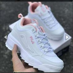 women s Lady s shoes FILA sneakers casuals women s Lady s shoes FILA sneakers casuals Sock Shoes, Vans Shoes, Shoe Boots, Shoes Sneakers, Shoes Heels, Cute Sneakers, Sneakers Mode, Sneakers Workout, Fashion Boots