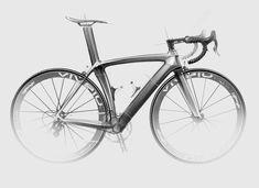 Ilya Vostrikov: ViVELO bikes = great sketch