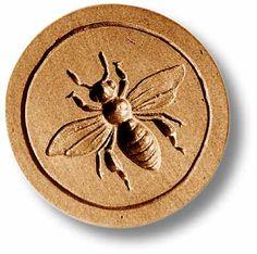 moule springerle abeille