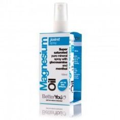 BETTER YOU olejek magnezowy spray JOINT 100ml