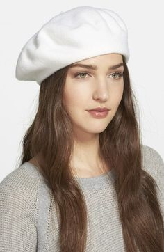 Parkhurst 'Classic' Wool Beret available at #Nordstrom: for me!