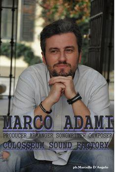 MARCO ADAMI Fictional Characters, Musica, Audio Studio, Fantasy Characters