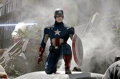 Chris Evans as Captain America in The Avengers Marvel Comics, Marvel Heroes, Marvel Characters, Marvel Dc, Steve Rogers, Wolverine, Thor, Loki, Capitan America Chris Evans