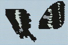 Еще бабочек! | biser.info - всё о бисере и бисерном творчестве