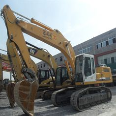 Another factor to consider when looking for used excavators for sale is the type of earth that Used Sumitomo Excavator will be digging,it is very important to you. Used Excavators, Komatsu Excavator, Excavator For Sale, Construction Area, New Shows, Mini, Shanghai, Earth, Type