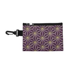 gold stars clip on, wristlet and other bags