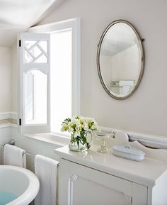 How To Decorate Like Sarah Richardson NeutreSalle De Bains