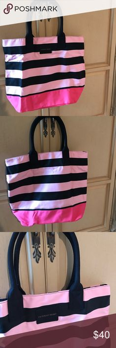 🔥PRICE DROP👌VS LARGE TOTE BAG VICTORIA SECRET LARGE TOTE BAG, NWOT, NEVER USED! PINK Victoria's Secret Bags Totes