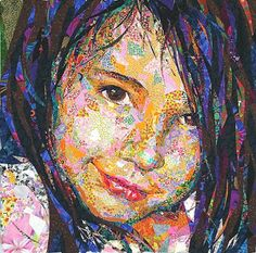 QUILTING WITH AREA 3: Stunning Artwork of Danny Amazonas of Taiwan
