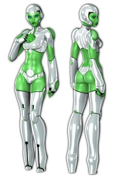 Aya (Hal's mispronunciation of A.I.) is a fictional character, a super-heroine in the DC Comics universe. Created by Bruce Timm she made her first appearance in Green Lantern #64 in 2011. Aya is the most advanced artificial intelligence ever devised, and started off as the A.I. navigator of the Interceptor. Far more than a simple program. Aya showed her true intelligence and learned to use various robotic components and her own green energy to form a body for herself. She based her android…