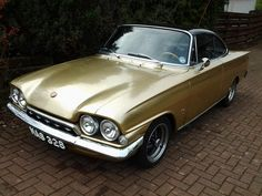 Learn more about 350 SBC Swapped: 1962 Ford Consul Capri LHD on Bring a Trailer, the home of the best vintage and classic cars online. Classic Cars British, British Sports Cars, Ford Classic Cars, Microcar, Ford Capri, Classic Motors, New Trucks, Car Ford, Commercial Vehicle