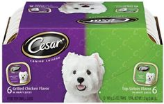 Please click picture to get Cesar Canine Cuisine Variety Pack (Top Sirloin, Grilled Chicken) for Small Dogs promo code save up to 21%