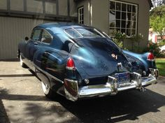 1949+Cadillac+SedanetteRe-Pin brought to you by #CarInsuranceagents at #HouseofInsurance in #EugeneOregon