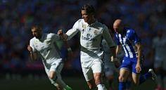 #SPOR Real Madrid rahat geçti: La Liga'da lider Real Madrid, orta sıra takımı Alaves'i 3-0 yendi.