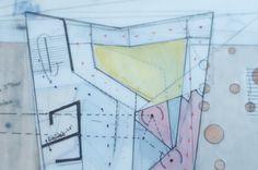 Hand Drawn Moleskine & Mylar - martjhe