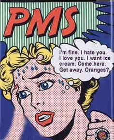#pms and I obviously shouldn't  pin during PMS