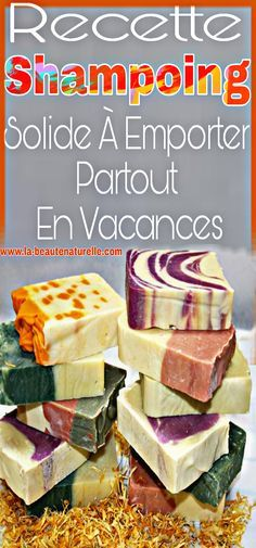 Recette shampoing solide à emporter partout en vacances - Recette shampoing solide à emporter partout en vacances - - htt Beauty Care, Diy Beauty, Beauty Hacks, Beauty Skin, Beauty Ideas, Beauty Secrets, Beauty Guide, Face Beauty, Long Hair Tips