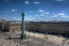 Place Vendome, Paris. (S. 167)