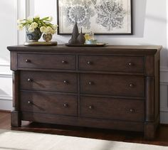 Rutherford Bed & Dresser Set | Pottery Barn
