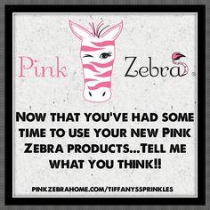 Pink Zebra Sprinkles home fragrance and decor. Http://pinkzebrahome.com/tiffanyssprinkles