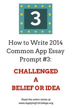 Top Ten Tips for Writing a College Essay - Nacac