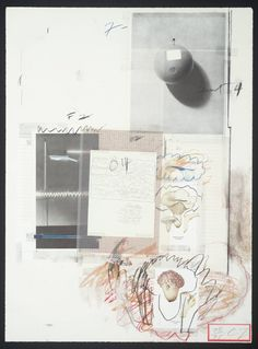 Cy Twombly, 'No. VIII' 1974