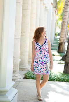 Lilly Pulitzer on Pa