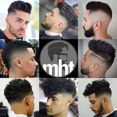 hispanic hairstyles men