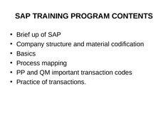 SAP Training Programe Contents #Senatesys #SAPModules #Senate_systems_pvt_ltd #SSPL #Software_Solutions #SAP_Solutions #ERP_Solutions #IT_Implementations_And_Services #Development #SAP #JAVA #WebDesign #Software_Outsourcing #VOIP #CSS3 #ERP_Services