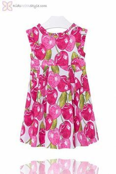 e02ac2fb5a5 Girls Pink Cherry Pi - January 26 2019 at 01 44PM Little Girl Outfits