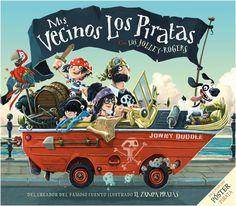 Cuando la familia pirata Jolley-Rogers se muda a Villasosa de la Ribera, empiezan a correr rumores sobre su extraño comportamiento en todo el vecindario. Pero Matilda, como tiene pocos amigos con los que jugar, espera con anhelo conocer a sus fascinantes nuevos vecinos.