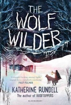 'Once upon a time, a hundred years ago, there was a dark and stormy girl.' and so begins The Wolf Wilder, an exquisitely written novel from Katherine Rundell.