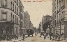 PANTIN - rue auffret
