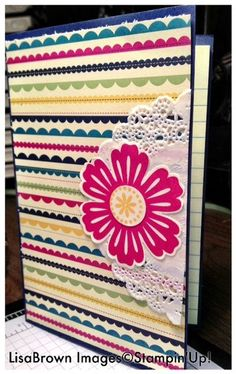 Quick and easy DIY teacher gift for back to school.  www.inkandinspirations.com