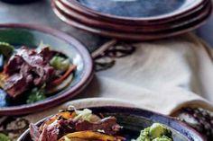 Korean Steak Tacos / Quentin Bacon
