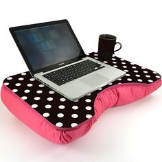 LOVE this cute lap desk from Lap Desk Lady on Etsy